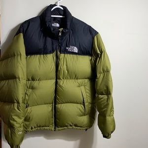 The North face 700 goose down men's jacket